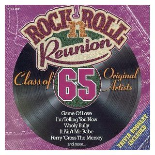 Rock & Roll Reunion Class of 65 Music