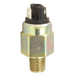 "Gems Sensors 209667 OEM Subminiature Pressure Switch with Zinc Plated Steel Fitting, 100VA, 1000 3000 psi Pressure, 1/4"" NPT Male, SPST/Normally Closed Circuit Industrial Flow Switches"
