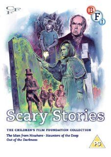 Children's Film Foundation Collection (Vol. 4) Scary Stories ( The Man from Nowhere / Haunters of the Deep / Out of the Darkness ) [ NON USA FORMAT, PAL, Reg.2 Import   United Kingdom ] Ronald Adam, Andrew Keir, Tom Watson, Sarah Hollis Andrews, Anth