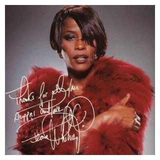 (CD Album Houston, Whitney, 13 Tracks, Mariah Carey, Missy Elliott, Faith Evans, Kelly Price) When You Believe / It's Not Right But It's Okay / Heartbreak Hotel / If I Told You That / I Learned From The Best / Until You Come Back u.a. Music
