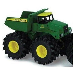 John Deere Monster Treads Shake N Sounds   Dump Truck Toys & Games