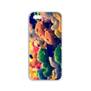 Design Apple Iphone 5C Photography Series care bears wide Others Photography Black Case of Fashion Case Cover For Girls Cell Phones & Accessories
