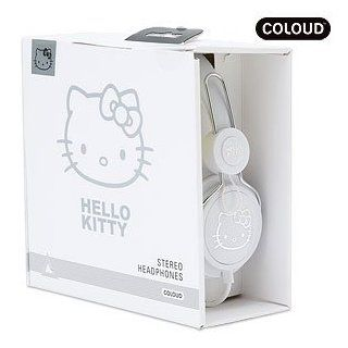 ZD Headphone Coloud Hello Kitty White Label [Japan Import] Electronics