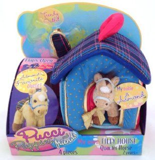 Pucci Puppies & Friends My Own Filly House Quarter Horse Toys & Games