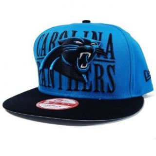 Carolina Panthers Step Over Snapback Hat Cap Clothing