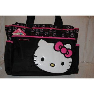 Hello Kitty Applique Tote  Diaper Tote Bags  Baby
