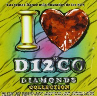 Vol. 35 I Love Disco Diamonds Collection Music