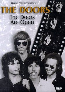 The Doors   The Doors Are Open Jim Morrison, Ray Manzarek, Robby Krieger, John Densmore, John Sheppard Movies & TV