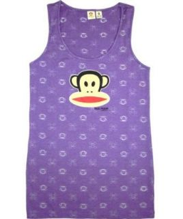 Paul Frank Julius Head Burned Out Tank Top (X SMALL)