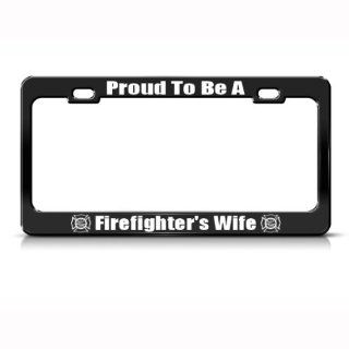 I'd Rather Be Boating License Plate Frame Tag Holder Metal Sports & Outdoors