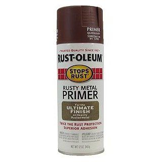 Rust Oleum Stops Rust Rusty Metal Spray Primer   House Primers