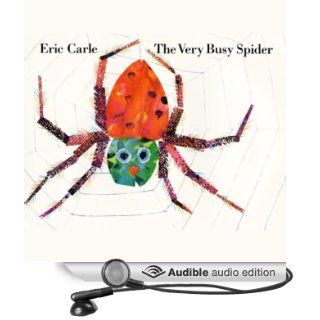 The Very Busy Spider (Audible Audio Edition) Eric Carle, Mike Ferreri Books