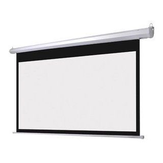 "Heavy Duty Design Electric Projector Screen Dual Wall Celling Installation Design Mounted 100"" Inch In 169   Panel Screens"
