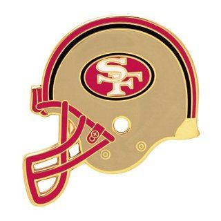 "San Francisco 49ers Official NFL 1"" Lapel Pin by Wincraft  Sports Related Pins  Sports & Outdoors"