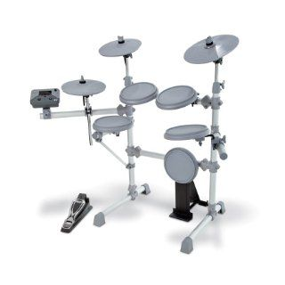 KAT Percussion KT1 5 Piece Electronic Drum Kit Musical Instruments