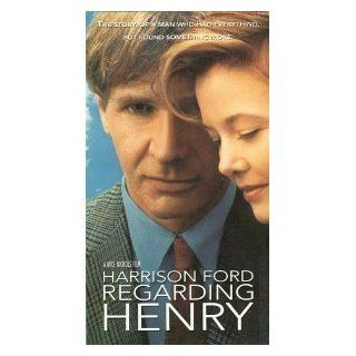 Regarding Henry [VHS] Harrison Ford, Annette Bening, Mikki Allen, Mike Nichols, J. J. Abrams Movies & TV