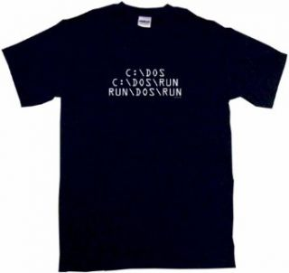 Cdos Cdosrun Rundosrun Men's Tee Shirt Clothing