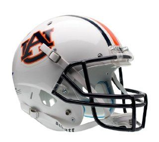 NCAA Auburn Tigers Replica XP Helmet  Sports Related Collectible Mini Helmets  Sports & Outdoors
