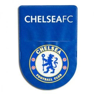Blue Chelsea Fc Car Tax Disc Holder Badge   Official Merchandise  Sports Related Pins  Sports & Outdoors