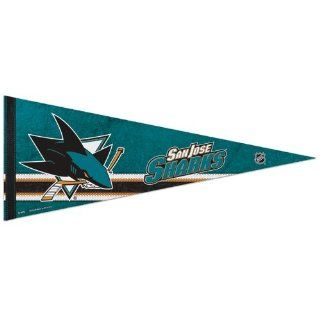 "San Jose Sharks Official NHL 29"" Pennant  Sports Related Pennants  Sports & Outdoors"