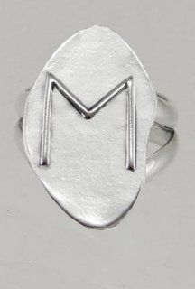 Sterling Silver Rune Ring For Change and Swift Results Made in America Right Hand Rings Jewelry