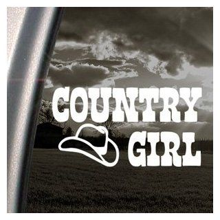 Country Girl US Cow Girl Decal Truck Window Sticker   Themed Classroom Displays And Decoration