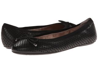 DKNY Bella Ballerina Womens Flat Shoes (Black)