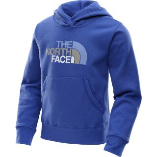 THE NORTH FACE Girls Multi Half Dome Pullover Hoodie   Size Xl, Vibrant Blue
