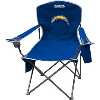 Coleman San Diego Chargers XL Cooler Quad Chair (02771083111)