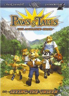 Paws and Tales   The Animated Series   Seeing the Unseen Cliff McDowell Luke Minaker Movies & TV