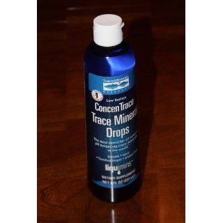 Concentrace Trace Mineral Drops in a Glass Dropper Bottle(4 FL. OZ.) Health & Personal Care