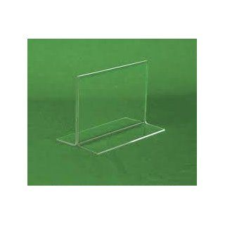 Sign Holder 11x8.5 Acrylic Table Top Bottom Loading Sold in Lots of 10  Suggestion Boxes
