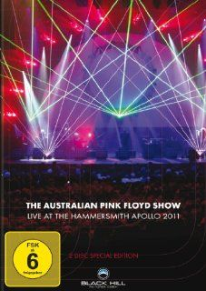 The Australian Pink Floyd Show   Live At Hammersmith Apollo 2011 with the Australian Pink Floyd 2 DVDs The Australian Pink Floyd Show DVD & Blu ray