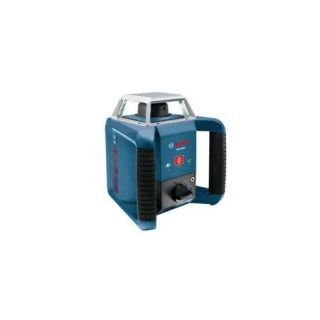 Bosch GRL400H Self Leveling Exterior Rotary Laser