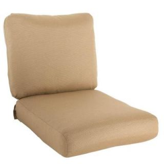 Hampton Bay Madison Replacement Outdoor Lounge Chair Cushion DISCONTINUED 13H 001 LC CSH