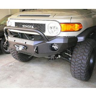 Road Armor Stealth Base Front Bumper With Bull Bar Toyota FJ 431384