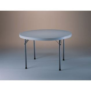 Lifetime  48 in. Round Folding Table