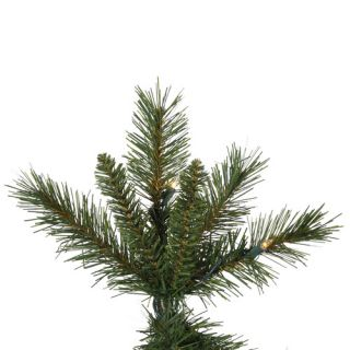 Vickerman Co. 7 Green Newport Mix Pine Artificial Christmas Tree with