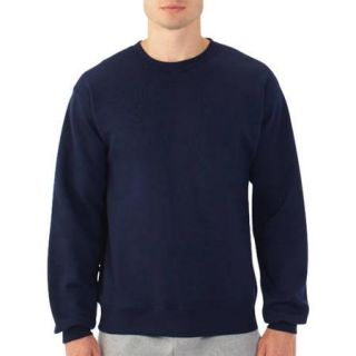 Fruit of the Loom Big Men's Fleece Crew