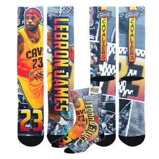 For Bare Feet NBA Sublimated Player Socks   Mens   Basketball   Accessories   Chicago Bulls   Derrick Rose   Multi