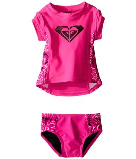Roxy Kids Pop Logo Rashguard Set (Infant)