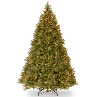 10 foot Downswept Douglas Fir Tree with Clear Lights
