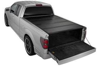 2015, 2016 Ford F 150 Folding Tonneau Covers   BAK 72329   BAK BAKFlip F1 Tonneau Cover