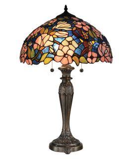 Dale Tiffany Floral Table Lamp   Tiffany Lamps