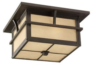 Sea Gull Lighting Medford Lakes 7888091S 51 LED Outdoor Ceiling Flush Mount   Outdoor Ceiling Lights