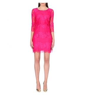 JUICY COUTURE   Layered lace dress