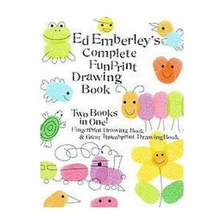 Ed Emberleys Complete Funprint Drawing (Paperback)