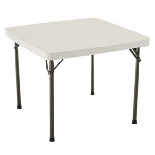 Lifetime 37 Commerical Grade Card Table, Select Color