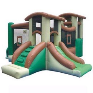 Kidwise Clubhouse Climber Interactive Bounce House