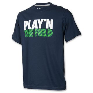 Kids Nike Field Tee Shirt   521431 451